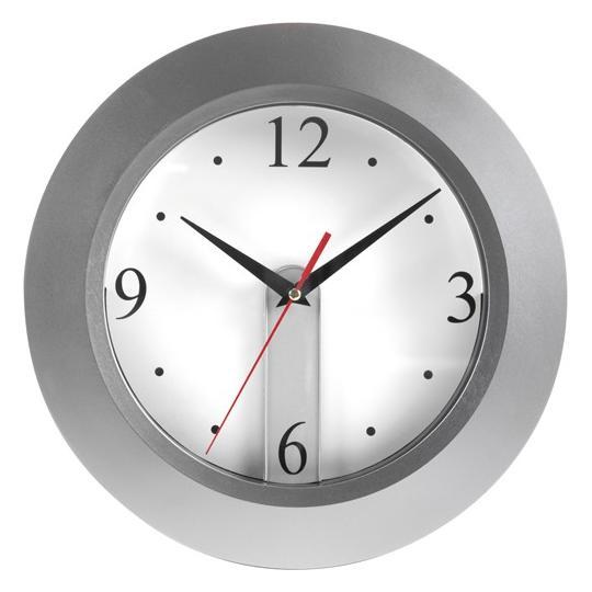 Relógio de parede de plástico