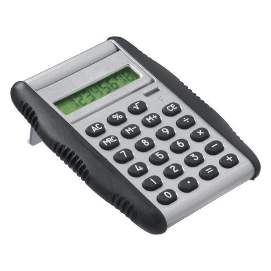 Calculadora de plástico