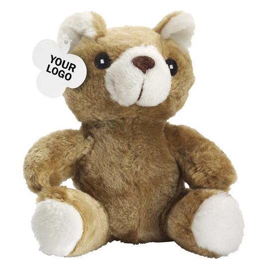 Urso de peluche sem tshirt