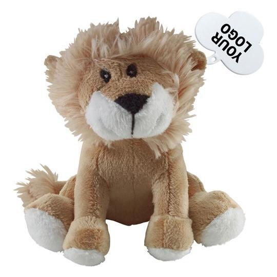 Leão de peluche