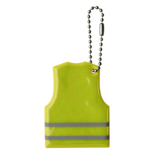 Porta-chaves com forma de colete