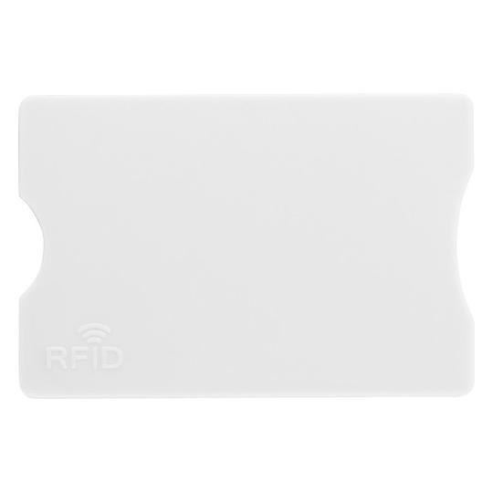 Protetor de plástico para cartões de crédito