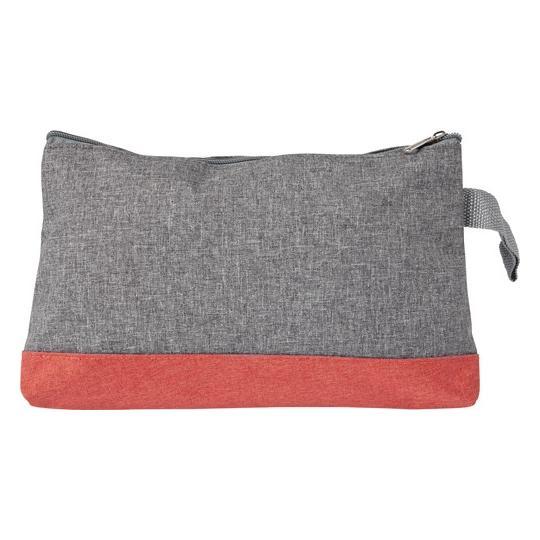 Necessaire tipo saco de lona (300D)
