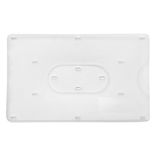 Capa de plástico para cartão de crédito