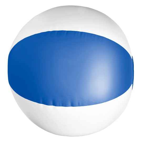 Bola de praia bicolor
