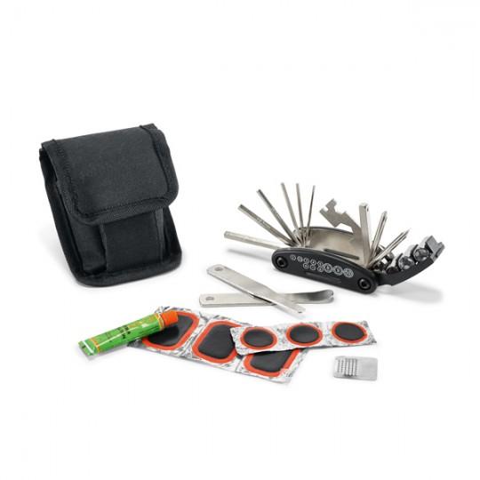 Kit de ferramentas para bicicleta