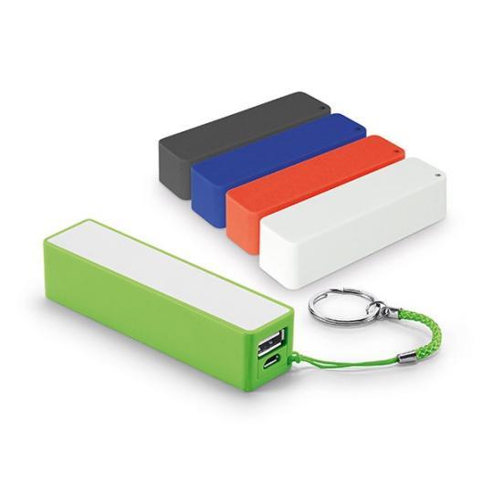 Bateria portátil 2000 mAh