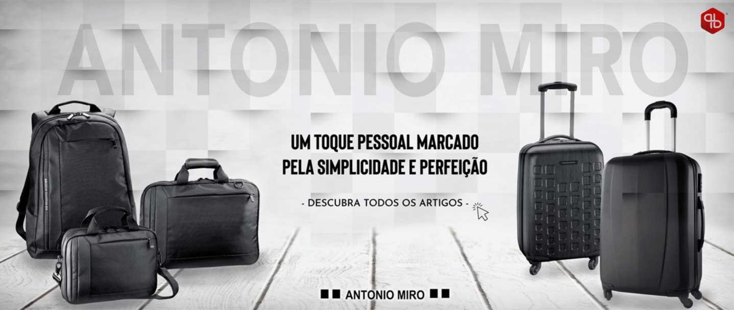 António Miro brindes publicitarios